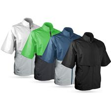 Sun Mountain Men's Headwind Short Sleeve Jacket
