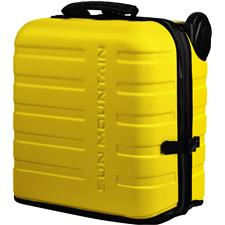 Sun Mountain Kube Travel Cover Bag - Bumblebee-Black