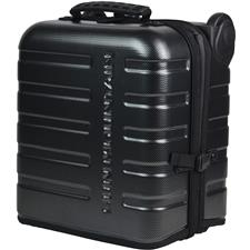 Sun Mountain Kube Travel Cover Bag - Carbon Fiber-Black
