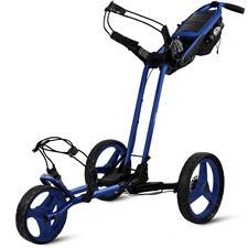 Sun Mountain Pathfinder 3 Push Cart - Big Sky Blue
