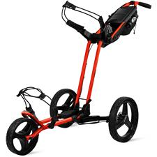 Sun Mountain Pathfinder 3 Push Cart - Inferno-Black