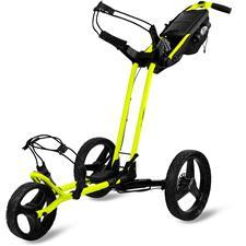 Sun Mountain Pathfinder 3 Push Cart - Atomic Yellow