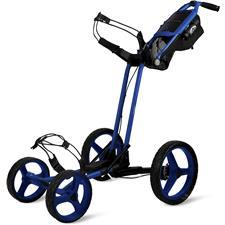 Sun Mountain Pathfinder 4 Push Cart - Big Sky Blue