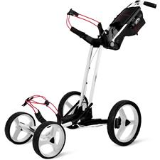 Sun Mountain Pathfinder 4 Push Cart - White