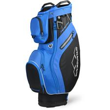 Sun Mountain Phantom Cart Bag - Black-Cobalt