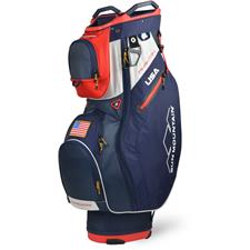 Sun Mountain Phantom Cart Bag - Navy-White-Red
