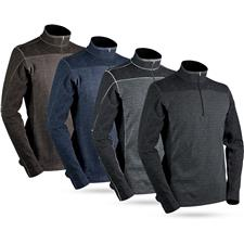 Sun Mountain Men's Pryor Long Sleeve Thermal Pullover