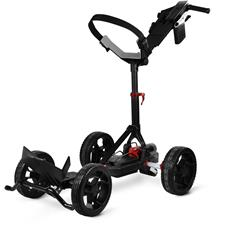 Sun Mountain RC1 Electronic Push Cart - Black-Red