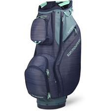 Sun Mountain Sierra Cart Bag for Women - Spruce Heather-Navy-Ice