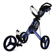 Sun Mountain Speed Cart GX Push Cart - Big Sky Blue-White