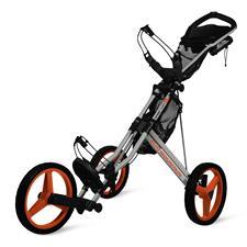 Sun Mountain Speed Cart GX Push Cart - Cement-Inferno