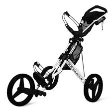 Sun Mountain Speed Cart GX Push Cart - White-Black
