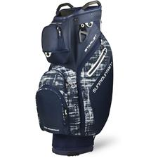 Sun Mountain Starlet Cart Bag for Women - Navy-White Galaxy