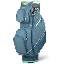 Sun Mountain Sync Cart Bag for Women - Spruce-Spruce Heather-Ice