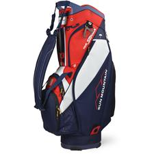 Sun Mountain Tour Series Cart Bag - Navy-White-Red