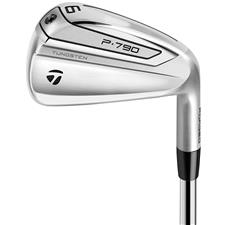 Taylor Made Left P790 Steel Iron Set