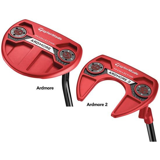 Taylor Made TP Red-White Putter