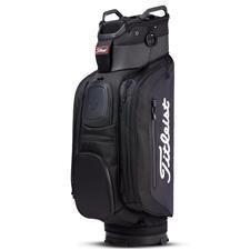 Titleist Club 14 Personalized Cart Bag - Black