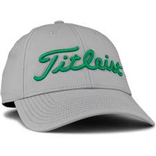 Titleist Personalized Tour Performance Blank Grey Collection Hat