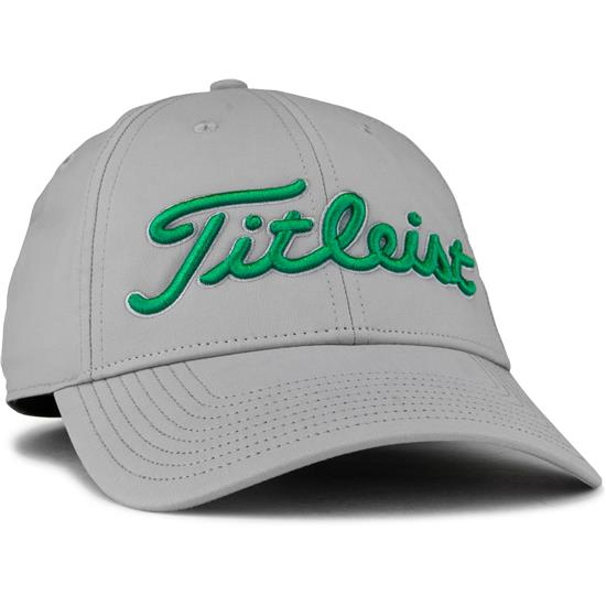 Titleist Men's Tour Performance Blank Grey Collection Hat