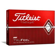 Titleist TruFeel Personalized Golf Balls