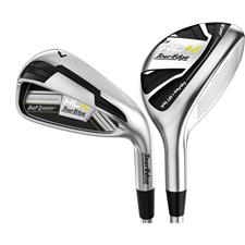 Tour Edge Left Hot Launch 4 Graphite/Steel Combo Set
