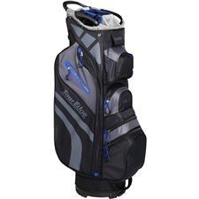 Tour Edge Hot Launch 4 Series Cart Bag - Black-Blue