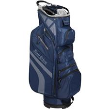 Tour Edge Hot Launch 4 Series Cart Bag - Navy