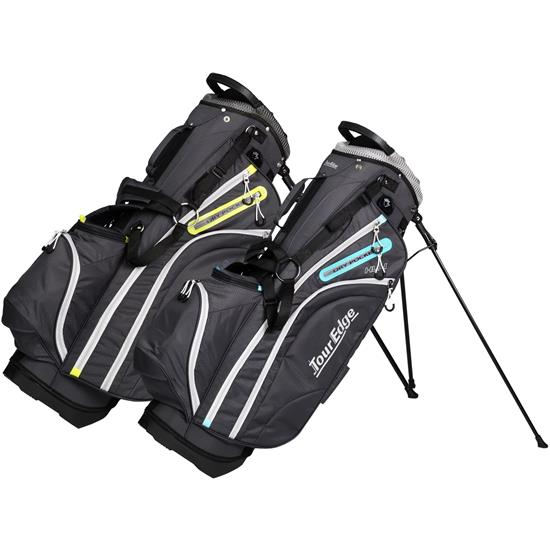 Tour Edge Hot Launch 4 Series Stand Bag for Women