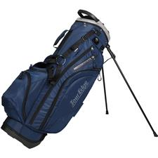 Tour Edge Hot Launch 4 Series Stand Bag - Navy