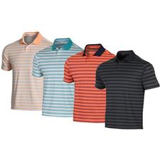 Under Armour Men's Performance Impact Stripe Polo
