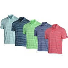 Under Armour Men's Playoff 2.0 Tour Stripe Polo