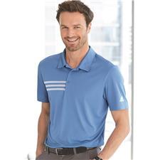 Adidas Custom Logo 3-Stripes Chest Sport Shirt