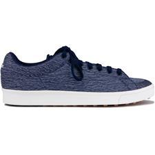 Adidas Noble Indigo-Noble Indigo-Chalk White Adicross Classic Golf Shoes