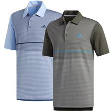 Adidas Men's Ultimate Color Block Merchandising Polo