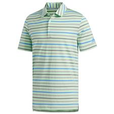 Adidas Glow Green Ultimate Line Polo