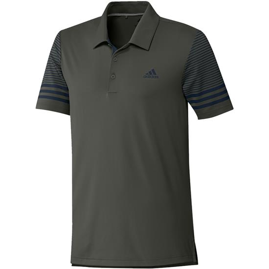 Adidas Men's Ultimate Sleeve Gradient Polo