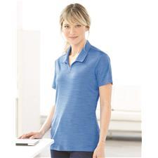 Adidas Custom Logo Women's Melange Sport Shirt