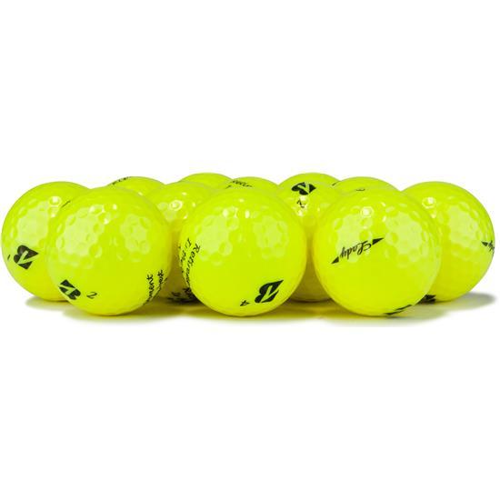 Bridgestone Lady Precept Yellow Golf Balls