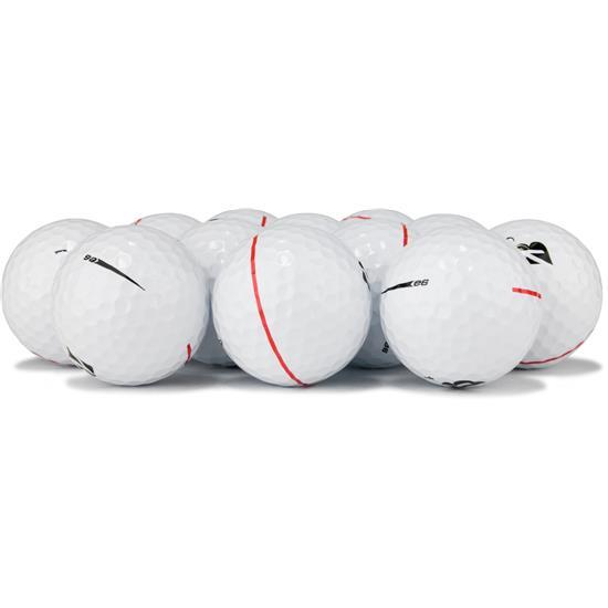 Bridgestone e6 Logo Overrun Golf Balls