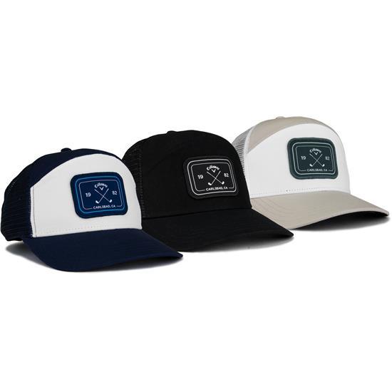 Callaway Golf Men's 6 Panel Trucker Hat