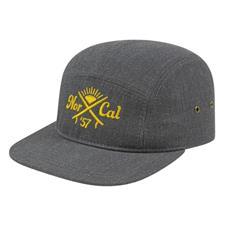 Custom Logo Custom Logo Camp Style Flat Bill Cap