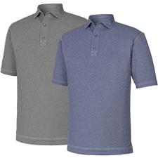 FootJoy Men's Baby Pique w/ Contrast Stitch Self Collar Polo
