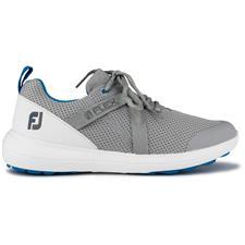 FootJoy Grey-White FJ Flex Golf Shoes for Women