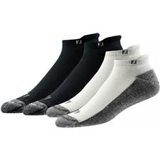 FootJoy Men's ProDry Roll Tab Socks - 2 Pack