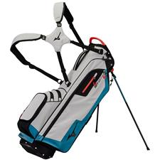 Mizuno BR-D3 Stand Personalized Bag - Grey-Steel Blue