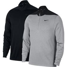 Nike Men's Dri-Fit 1/2 Zip Pullover