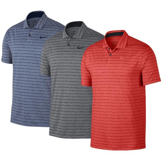 Nike Men's Dri-Fit Vapor Stripe Polo