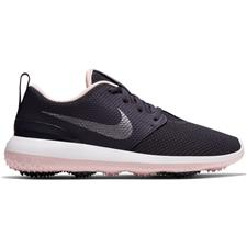 Nike Gridiron-Reflect Silver-Echo Pink Roshe G Golf Shoes for Women