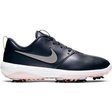 Nike Gridiron-Reflect Silver-Echo Pink Roshe G Tour Golf Shoe for Women